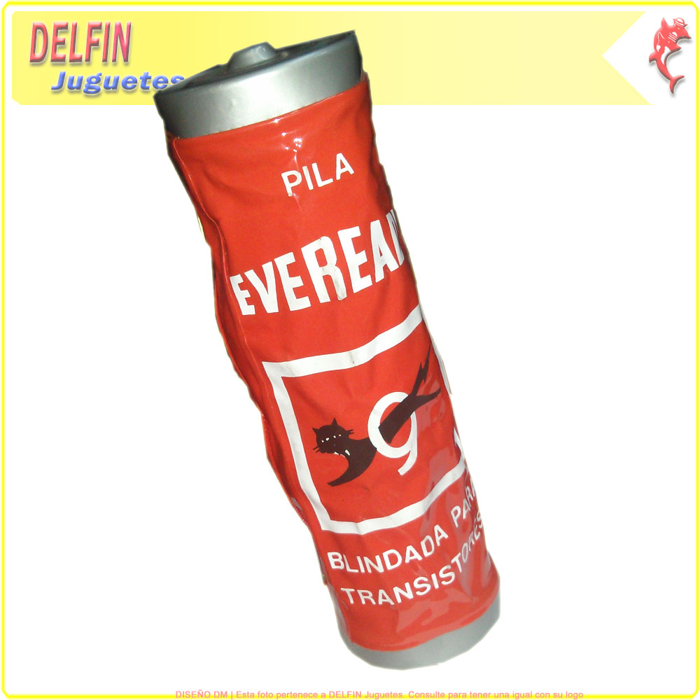 cartuchera pila EVEREADY