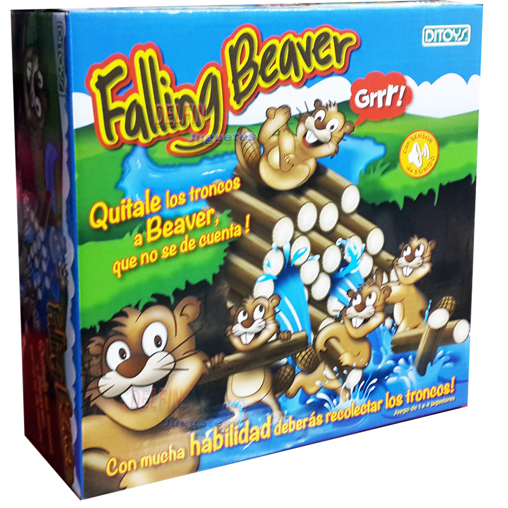FALLING BEAVER DITOY'S