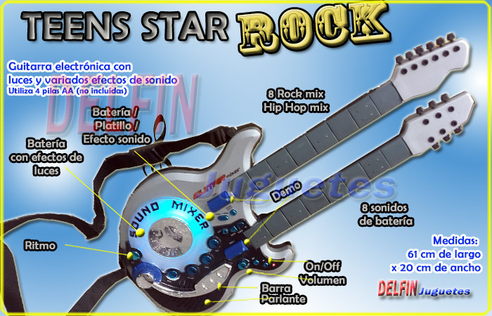 teens star rock