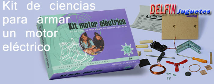 KIT MOTOR ELECTRICO