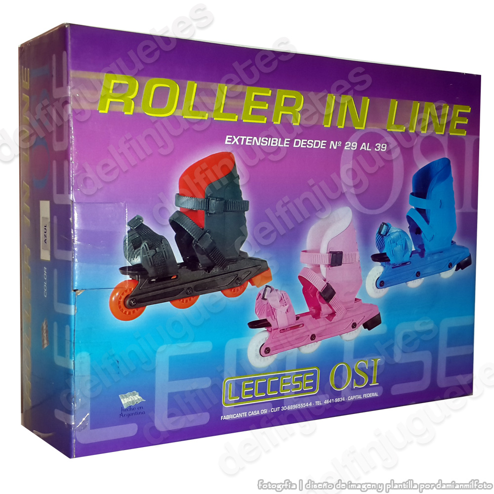 roller extensibles patines