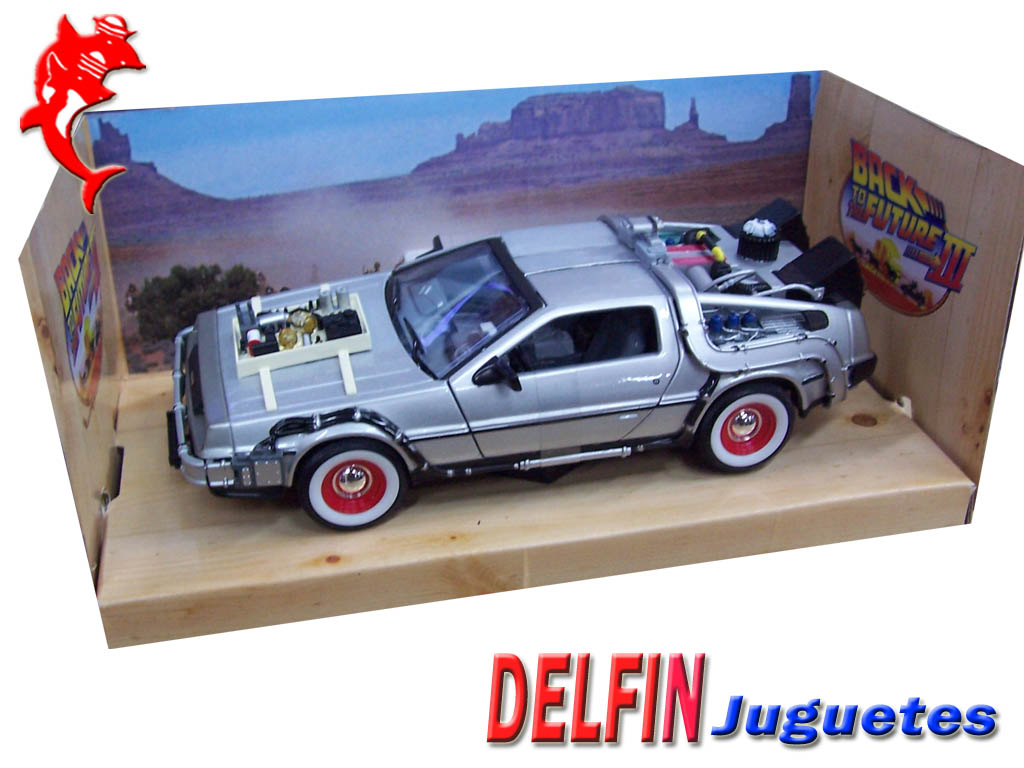 WELLY DELOREAN III